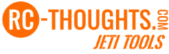RC-Thoughts Jeti-Tools